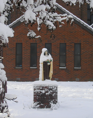 St Teresa of the Snow